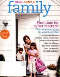 Home Remedies-Real Simple Family