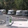 Aire de camping car de Villasavary