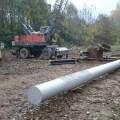 travaux réseaux d'eau et forage à Molières