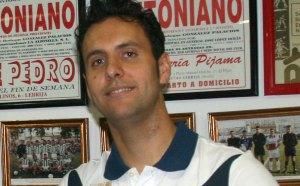 Melquíades es el máximo goleador del Antoniano al que llegó este verano.