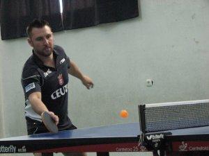 Darius Kich perdió sus dos partidos en San Sebastián de los Reyes