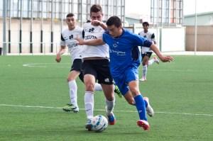 El Ceutí ganó al Salvador Allende por 1-2.