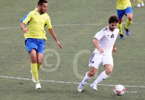 Félix ha debutado con el Atlético de Ceuta