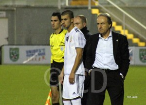 Álvaro Pérez podrá ejercer como primer entrenador del Atlético de Ceuta