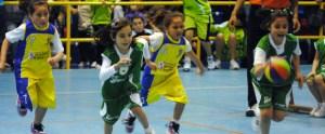 19 partidos de las distintas categorías de baloncesto se disputan a lo largo del fin de semana