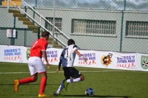El equipo onubense empezó bien, pero se diluyó ante la avalancha de juego del Ceutí.