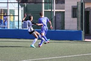 La jugada del penalti favorable a Baleares