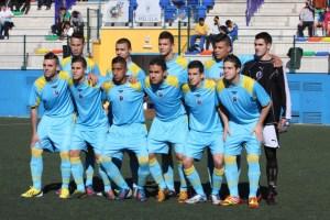 Selección juvenil de Melilla