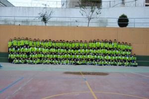 El CB Ceuta San Daniel cuenta con 17 equipos