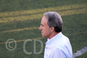 El entrenador del Atlético de Ceuta ha terminado contento con la actitud de los suyos