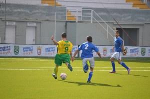 El equipo amarillo jugará en el Murube el próximo fin de semana ante el Siempre Alegres