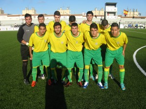 El Goyu mejoró en el primer partido del 2013 contra el Salvador Allende en el Murube