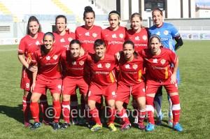 La UD Carmelitas sumó un punto en el campo del Atlético Málaga