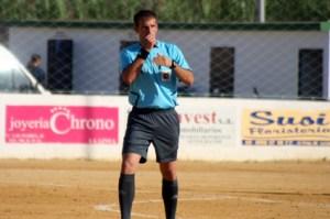 Lobatón Santos dirigirá el próximo partido del Atlético de Ceuta en el Murube