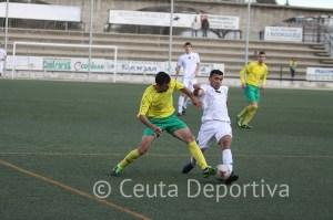 El Atlético de Ceuta vuelve a Córdoba para enfrentarse al filial del Córdoba C.F.