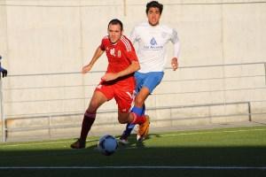 Antonio Prieto asegura que desde el principio el objetivo es jugar el play off