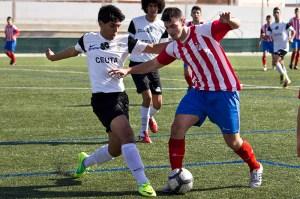 El Ceutí perdió ante el Miralbaida en un partido marcado por la labor arbitral