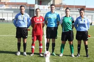 Salvador Alcaraz, uno de los árbitros de Tercera División que participa en el programa de talentos y mentores