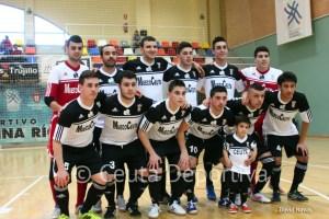 El Ceutí FS lleva tres victorias seguidas en la segunda vuelta y siete consecutivas en casa