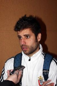 Félix López valora los tres puntos sumados en la última jornada