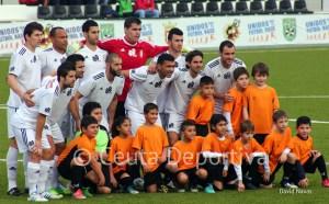 El Atlético de Ceuta no tiene sancionados para visitar este domingo al filial del Córdoba