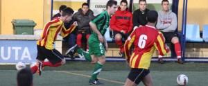 La quinta jornada de Liga dejó pocos cambios en la clasificación de la Regional Preferente ceutí