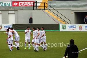 El Atlético de Ceuta tapó la publicidad contratada por la FFCE