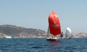 Las aguas de la Bahía de Ceuta acogerán esta segunda regata del Campeonato Interclubes del Estrecho