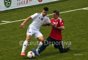 El Atlético de Ceuta espera vencer en Conil y darle continuidad a la victoria ante el Mairena