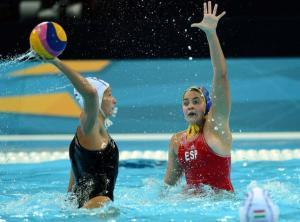 Lorena Miranda y sus compañeras de selección se enfrentarán a Grecia en Horta