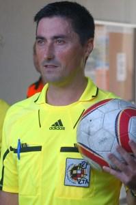 Ramón Arias Madrid dirigirá el derbi de Liga Nacional Juvenil