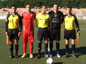 Díaz Mota ha sido designado para el Coria CF-Atlético de Ceuta en el 'Guadalquivir'