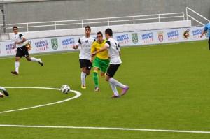 El Ceutí ganó por un 1-0 en el choque disputado el 18 de noviembre