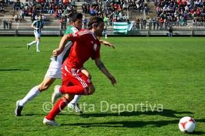 El Atlético de Ceuta cerrará su particular 'Tourmalet' enfrentándose al Coria