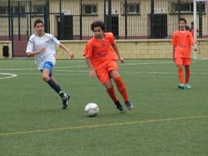 El equipo naranja se impuso al Puerto Disa, su máximo rival, por 3 goles a 0 en el Benoliel