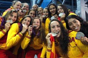 España se colgó la plata en los Juegos de Londres 2012