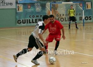 Chito junior marcó un golazo ante el Manilva pero falló un decisivo doble penalti al final