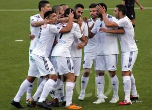 El Atlético de Ceuta lo ha ganado todo en el Murube y sólo dejó de sumar tres puntos en casa