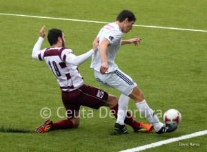 El Atlético de Ceuta se la juega en el campo del Coria