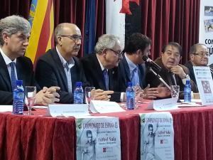 La presentación del Campeonato de España tuvo lugar en el castillo de Peñíscola