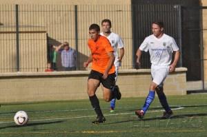 El mediocentro francés jugó con el Murallas en sus dos temporadas en Tercera