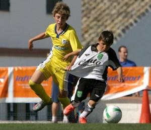 El Campeonato de España alevín se disputará este año en Logroño del 10 al 12 de mayo