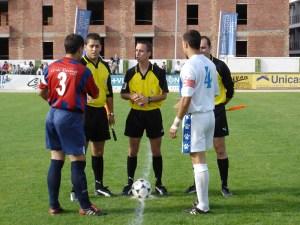 Fernández Arjona le ha pitado al Atlético de Ceuta, al Murallas y a la desaparecida AD Ceuta