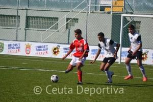En la primera vuelta un buen Ceutí goleó al equipo onubense en el Murube