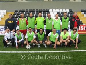 Los veteranos de la Balompédica Ceutí participarán en un torneo en Portugal