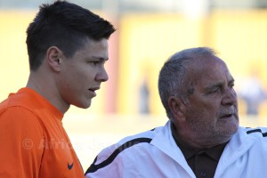Paco Conejo cogió al Murallas desahuciado y casi se queda en Tercera División