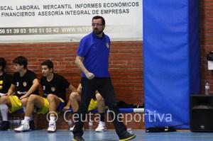 Juanma Delgado llegó al Juventud del San Agustín Lunapublic y ha conseguido el título de campeón