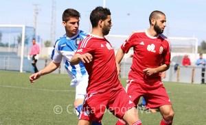 El Atlético de Ceuta ha mejorado su rendimiento a domicilio al firmar tres victorias en el 2013