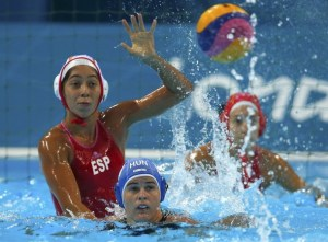 España nunca se ha subido al podio en la Liga Mundial de waterpolo