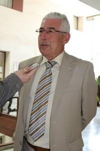 Francisco Gil, concejal delegado de deportes de La Villa de Los Barrios